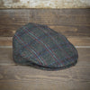 Marameelan Windowpane Tweed Hanna Hat