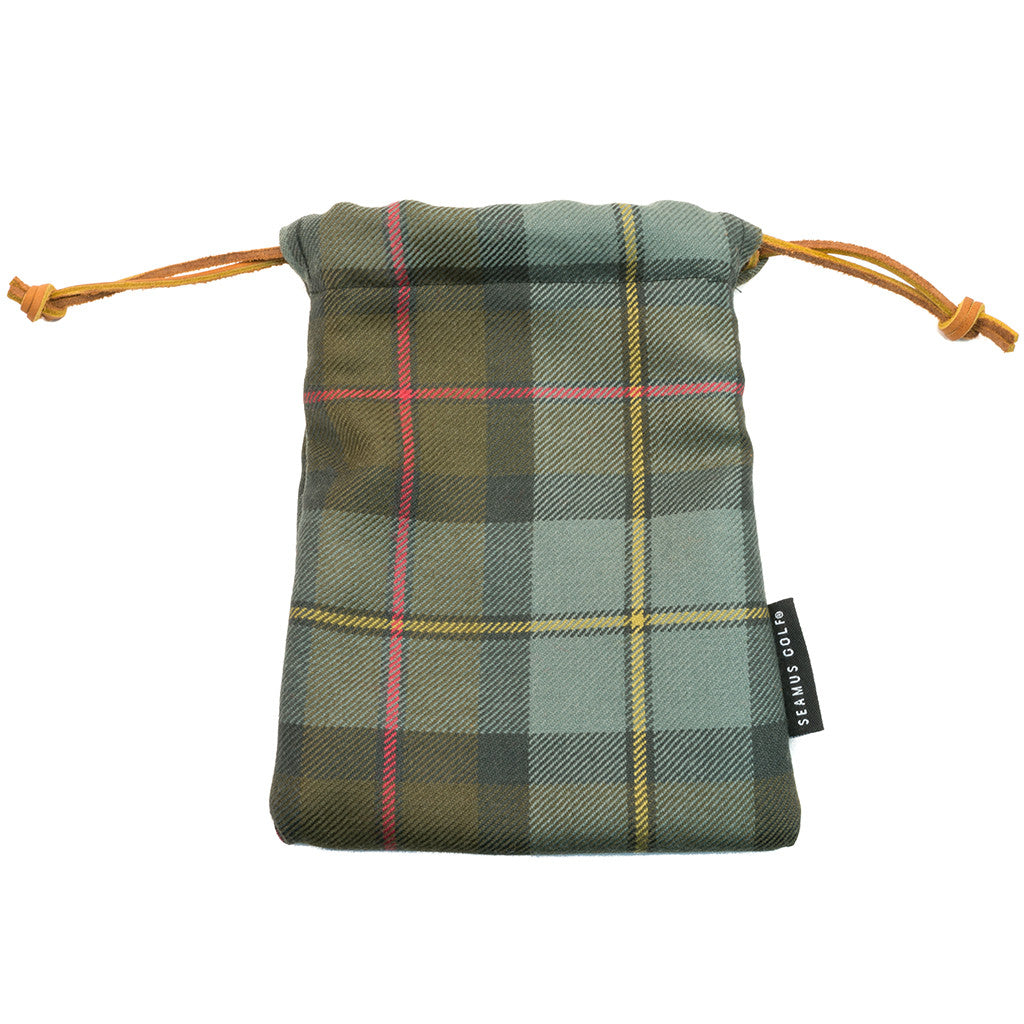 MacLeod of Harris Weathered Tartan Pouches