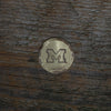 Hand Forged® University of Michigan Ball Mark - Bronze