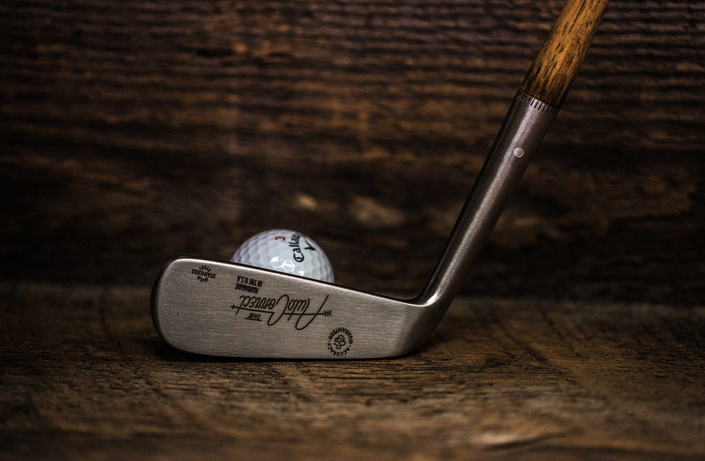 Southpaw - The Autocorrect™ - Hickory Putter