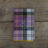 Culloden Dress Modern Tartan Yardage Book Cover