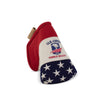 2019 U.S. Open Patriot Magnet Mid Mallet Putter Cover