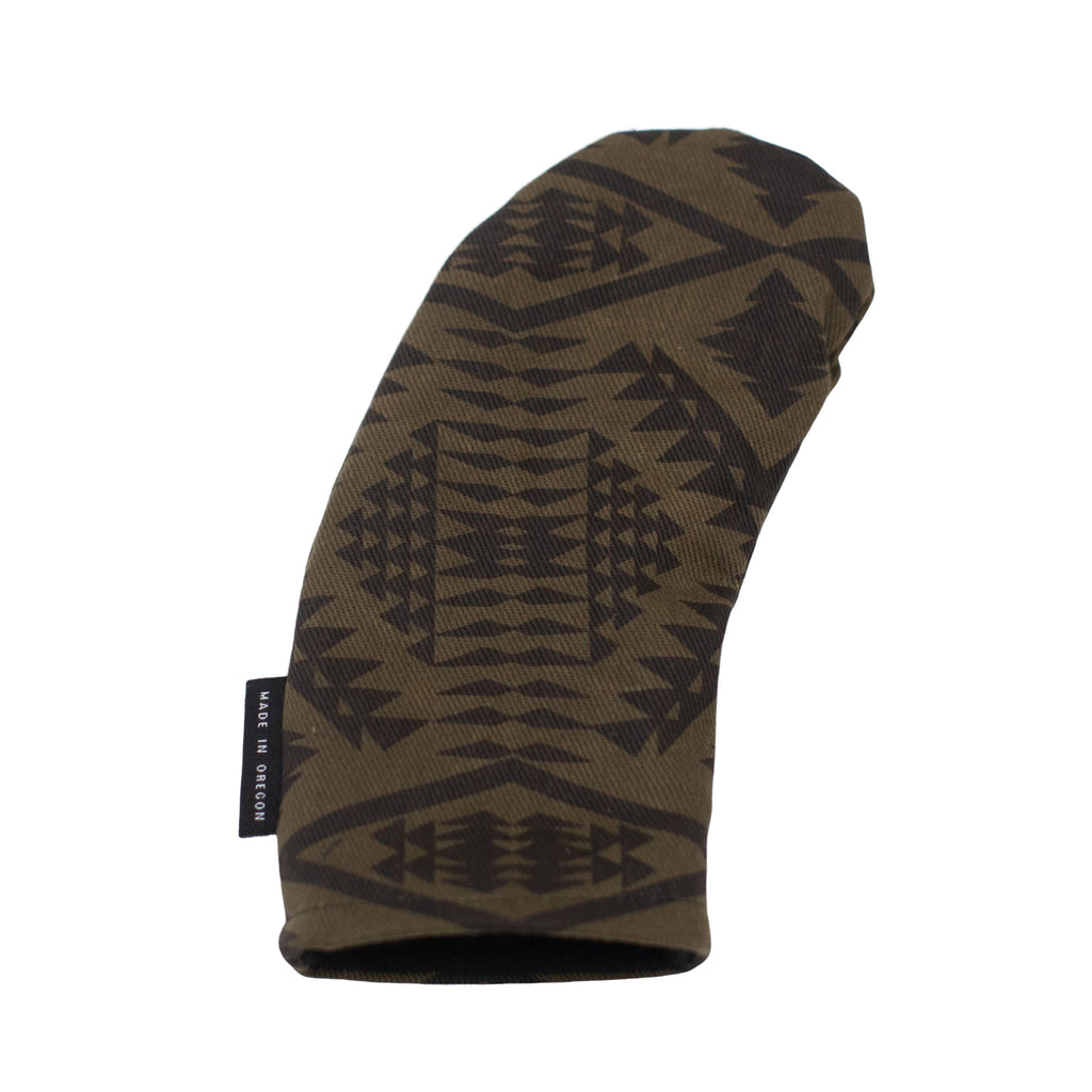 Timberline Twill Hybrid Head Cover