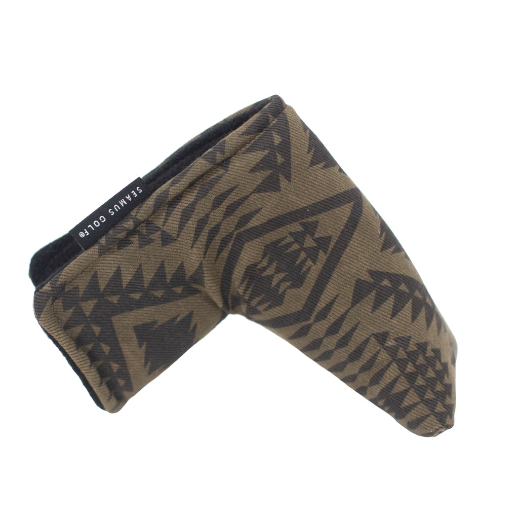 Timberline Twill Magnet Putter Cover