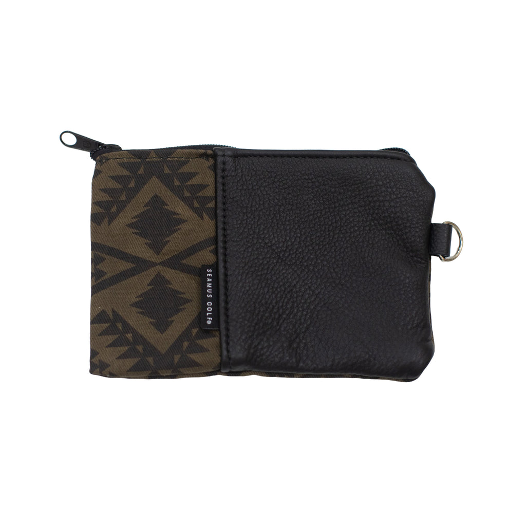 Timberline Twill Zippered Pouch