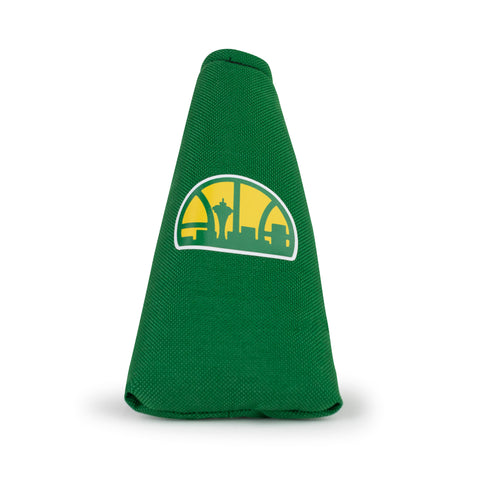 "Seattle Supersonics ""Hardwood Classics"" Blade Putter Cover"