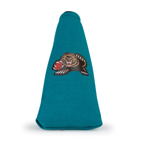 "Vancouver Grizzlies ""Hardwood Classics"" Blade Putter Cover"