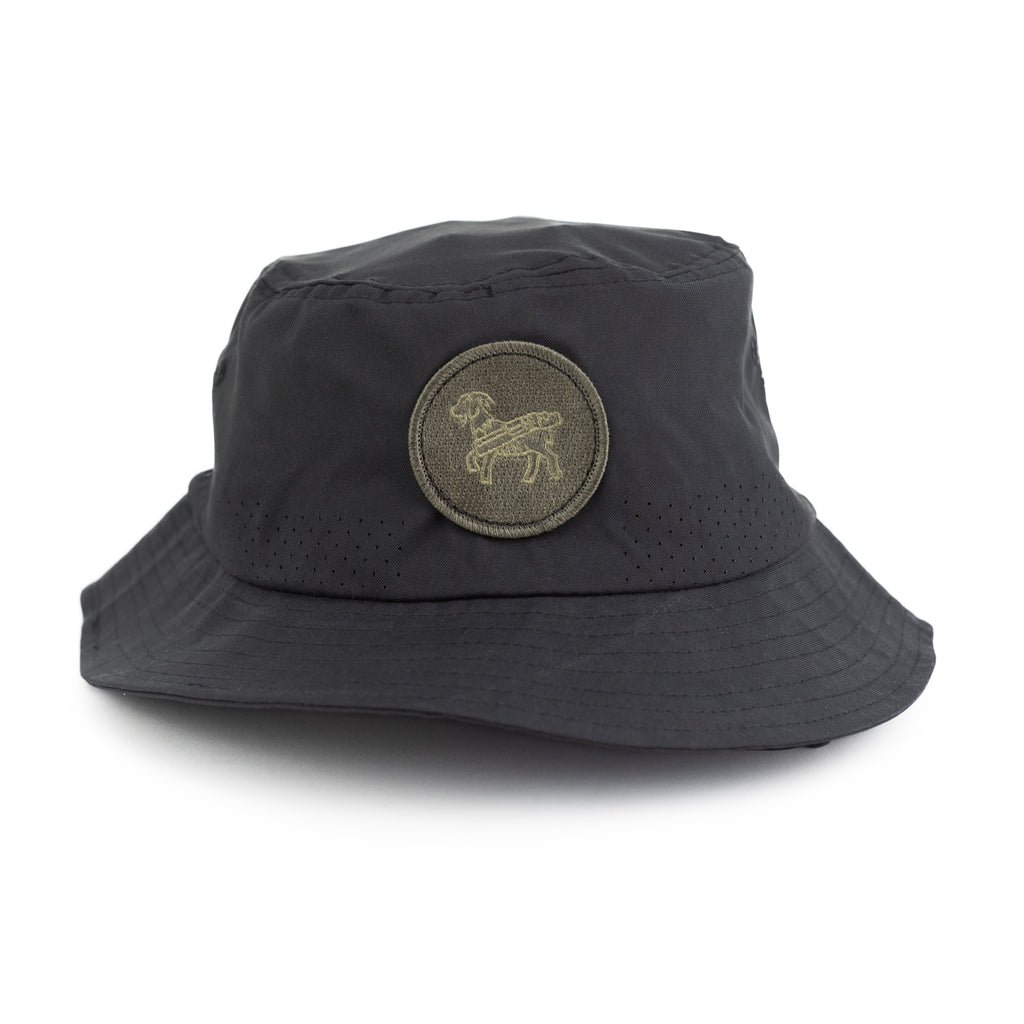 Seamus GOAT Bucket Hat- Black