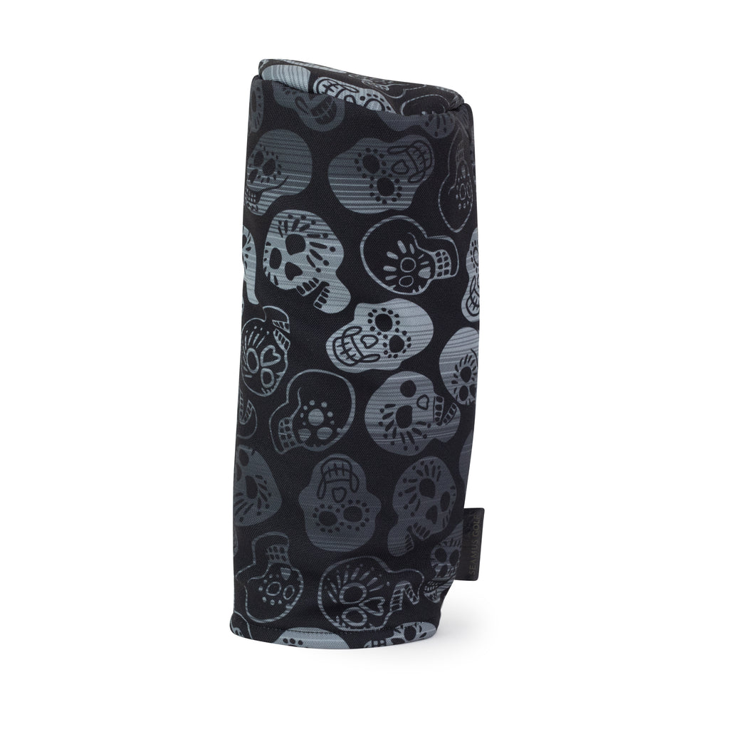 Pendleton® Sugar Skulls Head Covers- Greyscale
