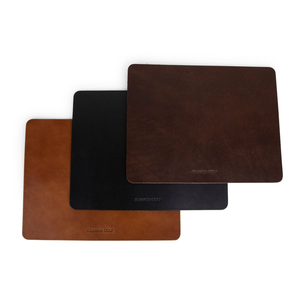 Leather Mouse Pad (various colors)