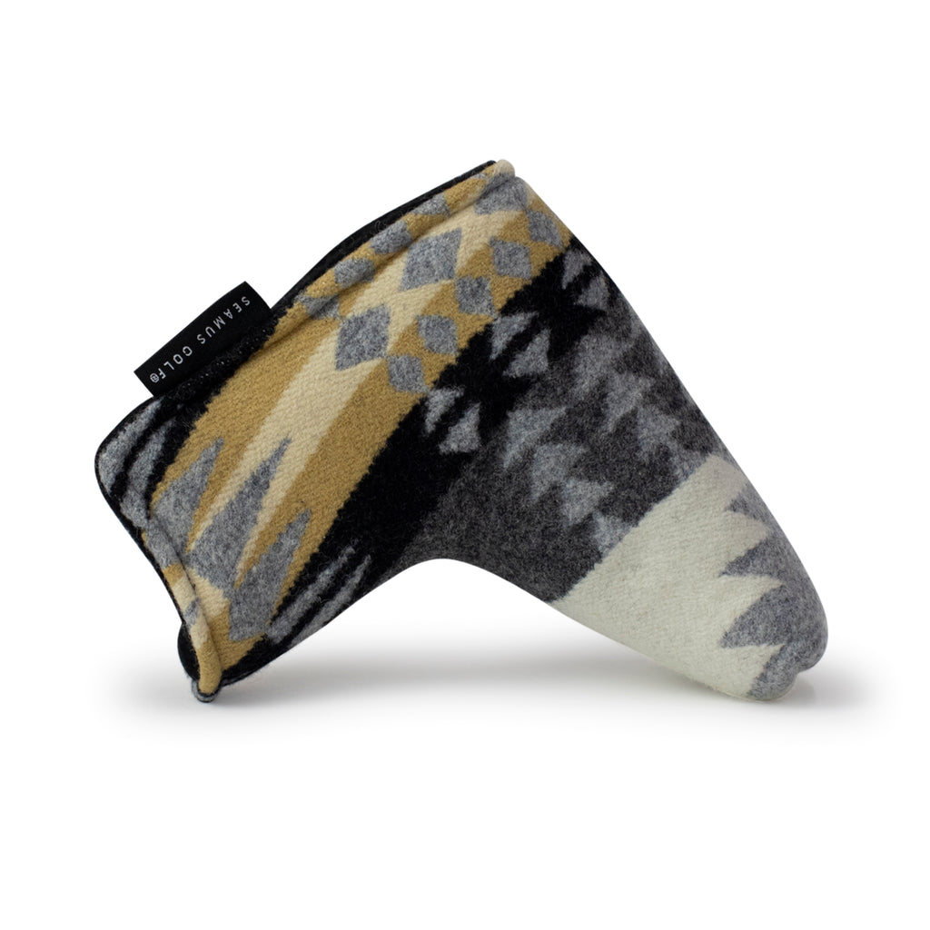 Rancho Arroyo Silver Magnet Putter Cover