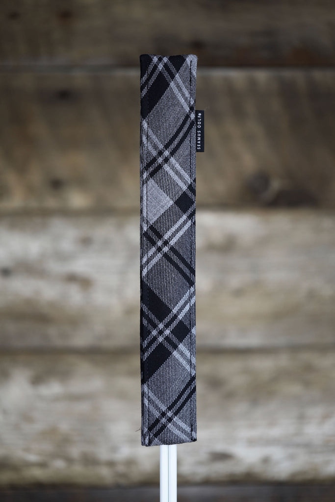 Douglas Grey Modern Alignment Stick Cover