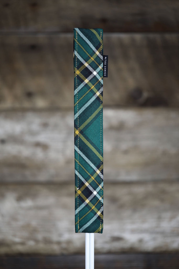 Alignment Stick Cover Irish National Tartan