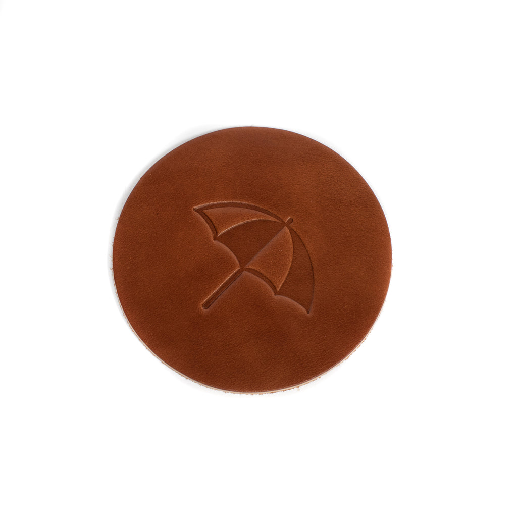 Arnold Palmer Leather Coasters