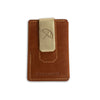 Tan Bridle Arnold Palmer Wallet and Money Clip