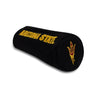 "Arizona State University ""Sun Devils"" Black Driver Cover"