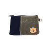 Auburn University Tigers Zippered Pouch