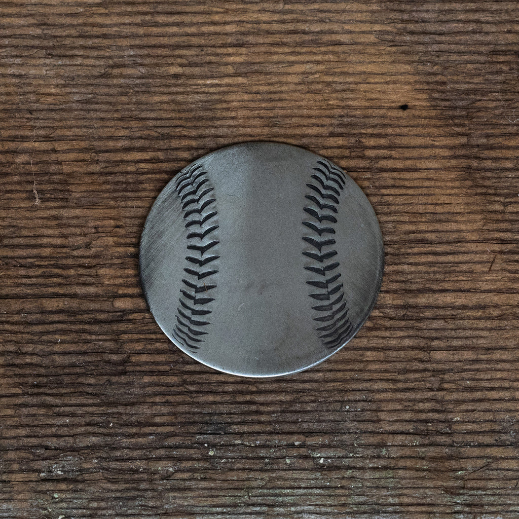 Hand Forged® Baseball Ball Mark