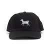 Seamus GOAT Cotton Hat- Black