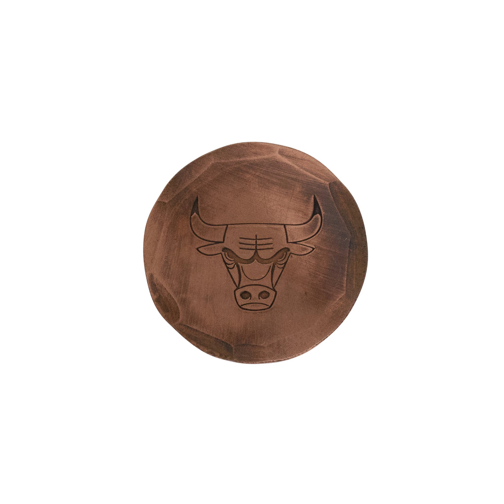Hand Forged® Chicago Bulls Ball Mark - Copper