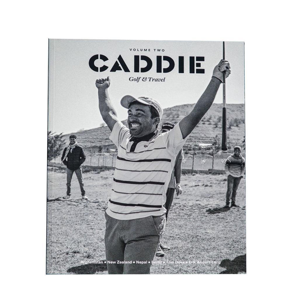 CADDIE MAGAZINE – VOLUME TWO