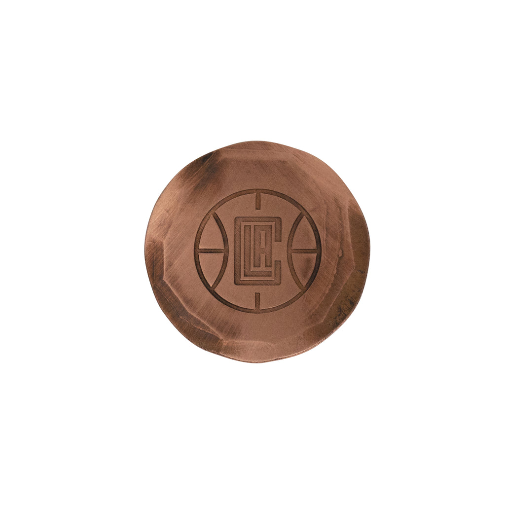 Hand Forged® LA Clippers Ball Mark - Copper