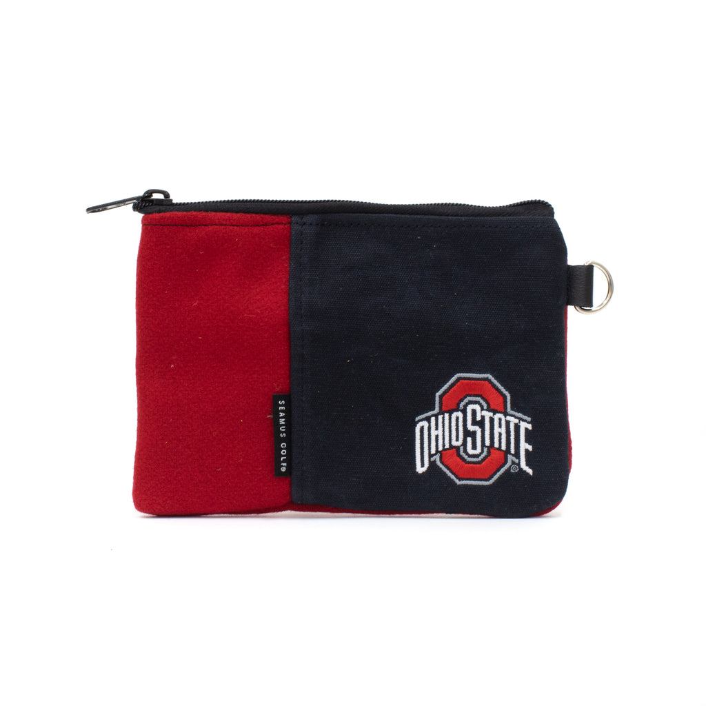 Ohio State University Zippered Pouch