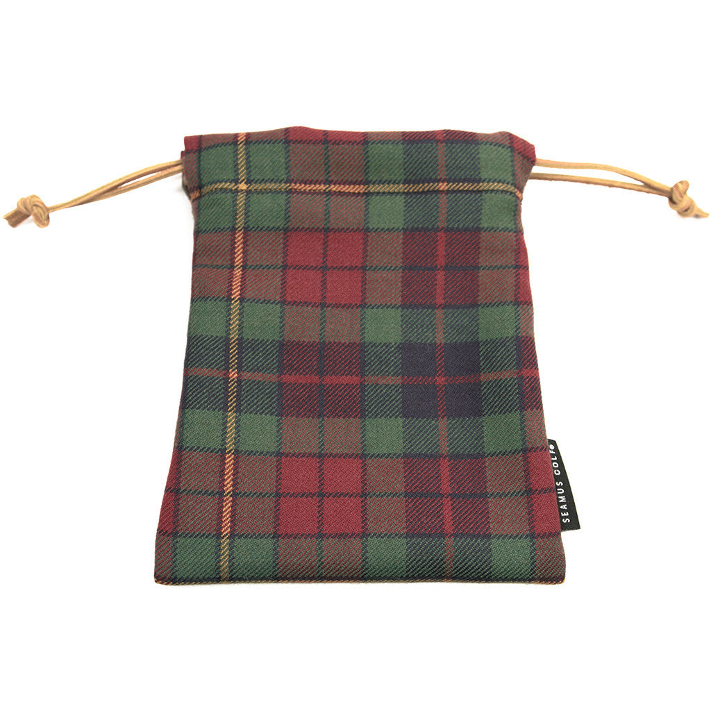 County Clare Tartan Pouches