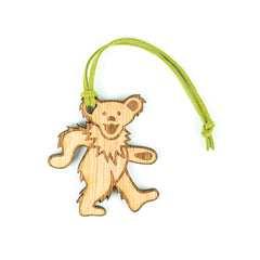 Marching Bear Bag Tag