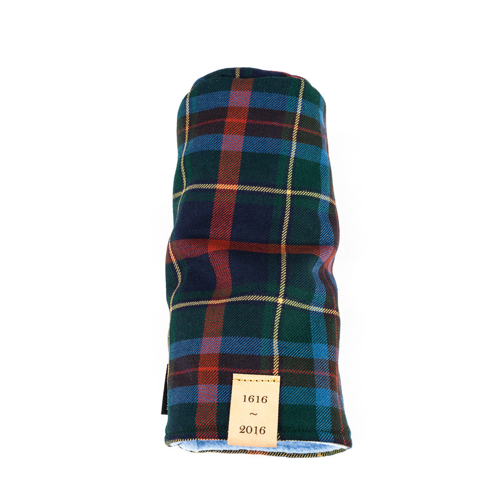 Royal Dornoch Tartan Fairway Wood Head Cover