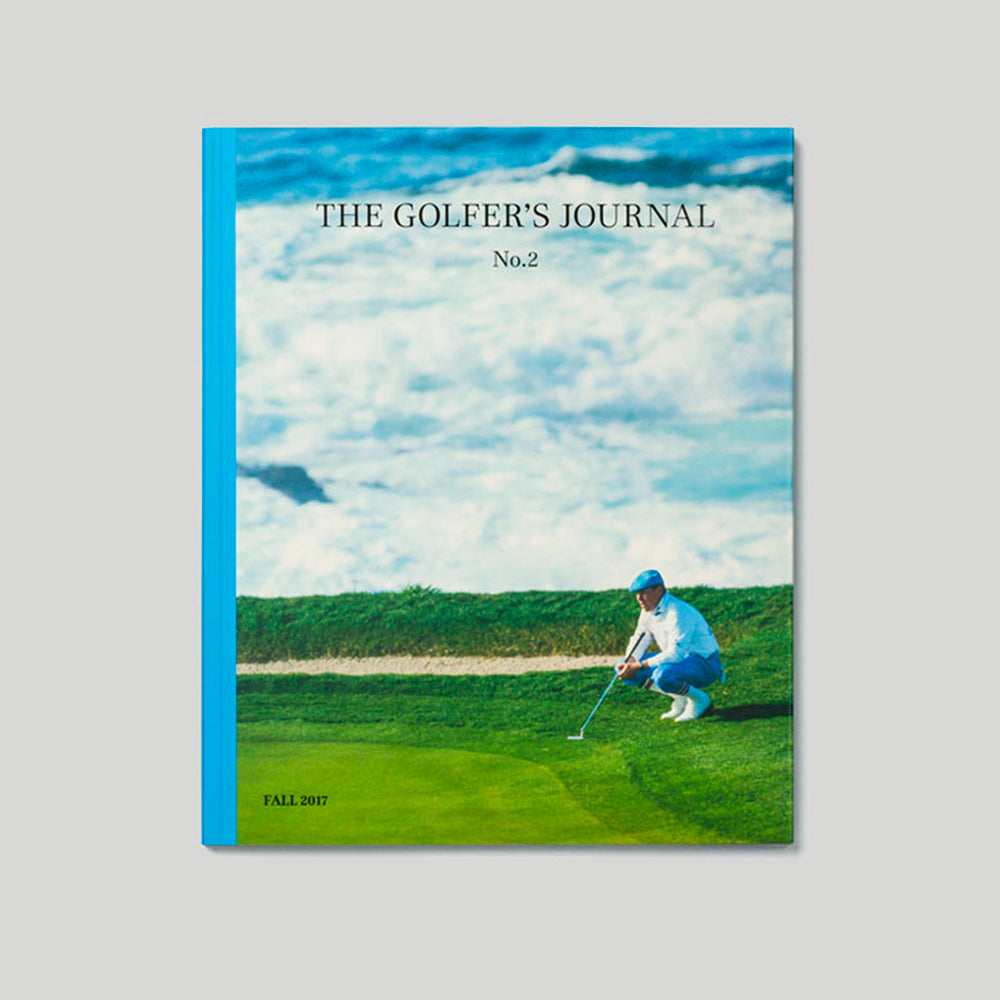 THE GOLFER'S JOURNAL No.2