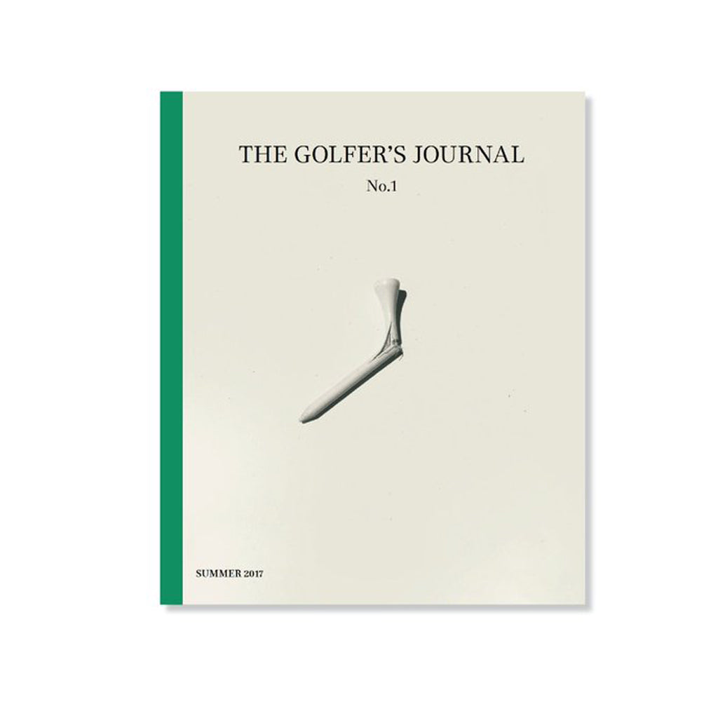 THE GOLFER'S JOURNAL No.1