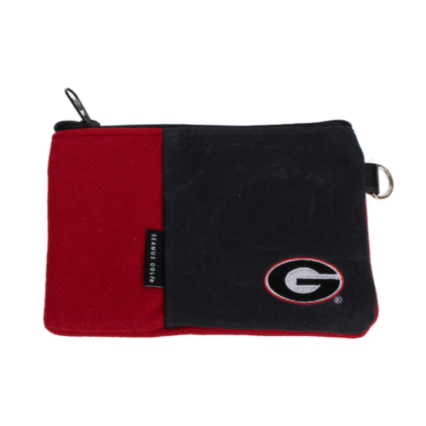 University of Georgia Zippered Pouch