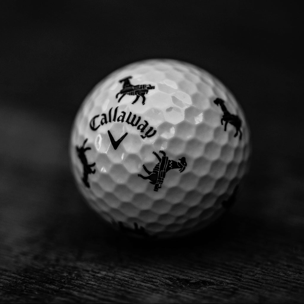 THE GOAT CALLAWAY CHROME SOFT TRUVIS