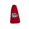 Gonzaga University Red Magnet Blade Putter Cover