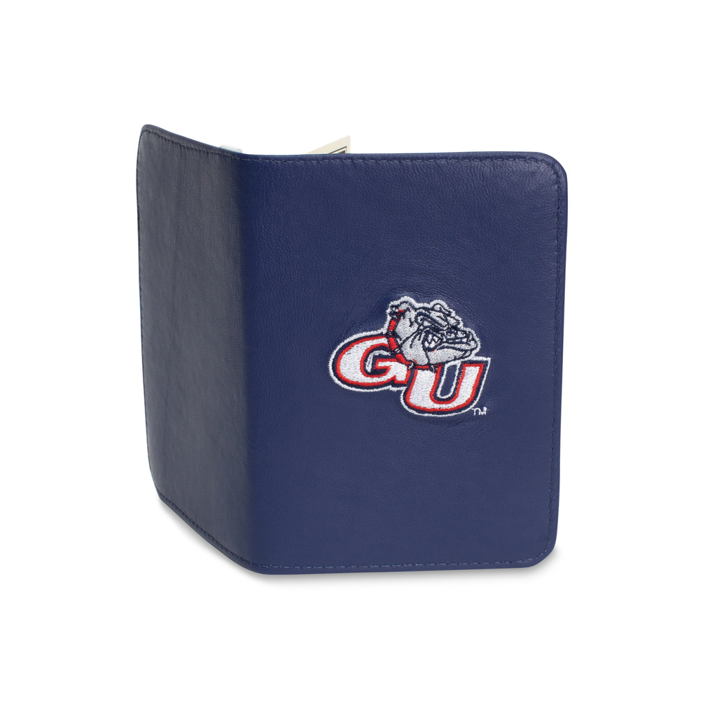 Gonzaga University Leather