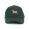 Seamus GOAT Cotton Hat - Dark Green