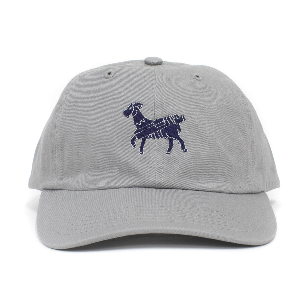 Seamus GOAT Cotton Hat- Grey