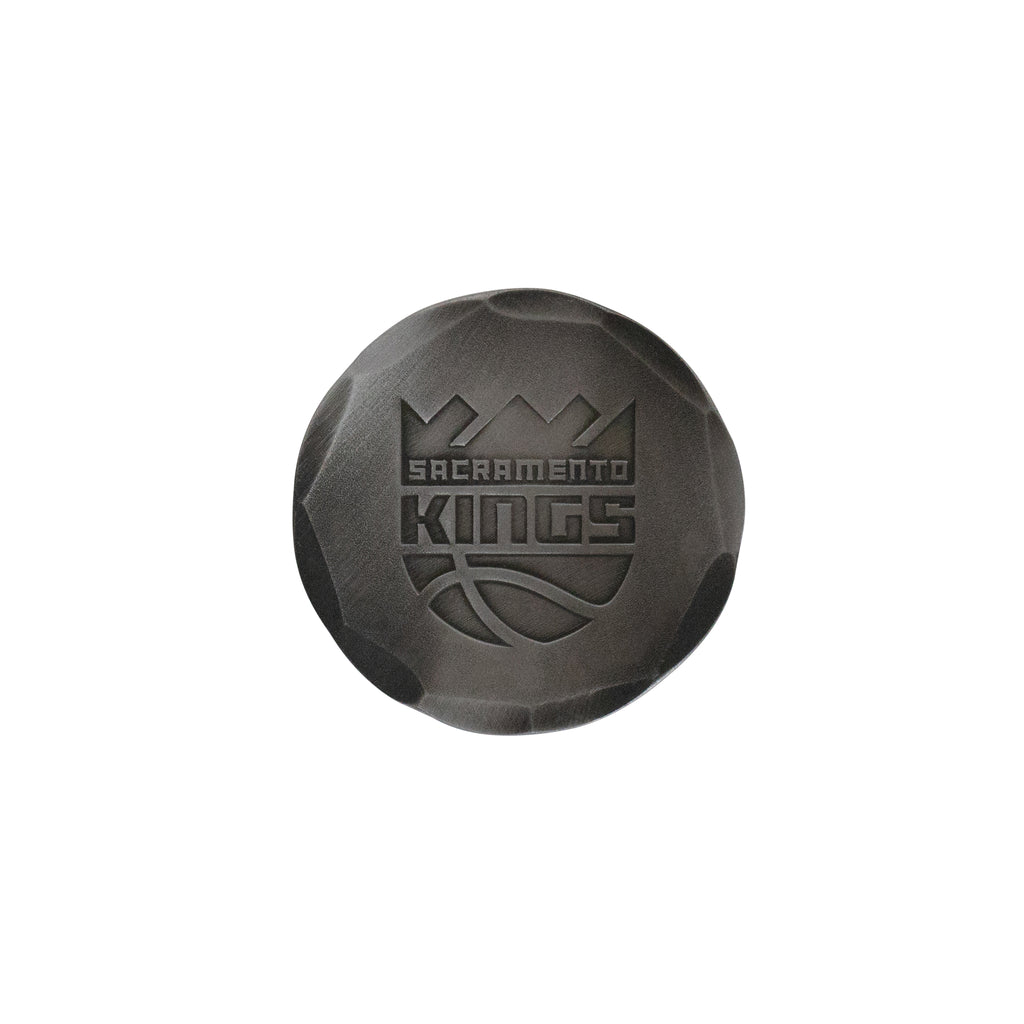 Hand Forged® Sacramento Kings Ball Mark - Steel