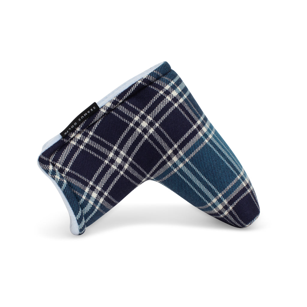 MacDonald Lord of the Isles Tartan Magnet Blade Putter Cover