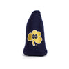 "University of Notre Dame ""Clover"" Magnet Blade Putter Cover"