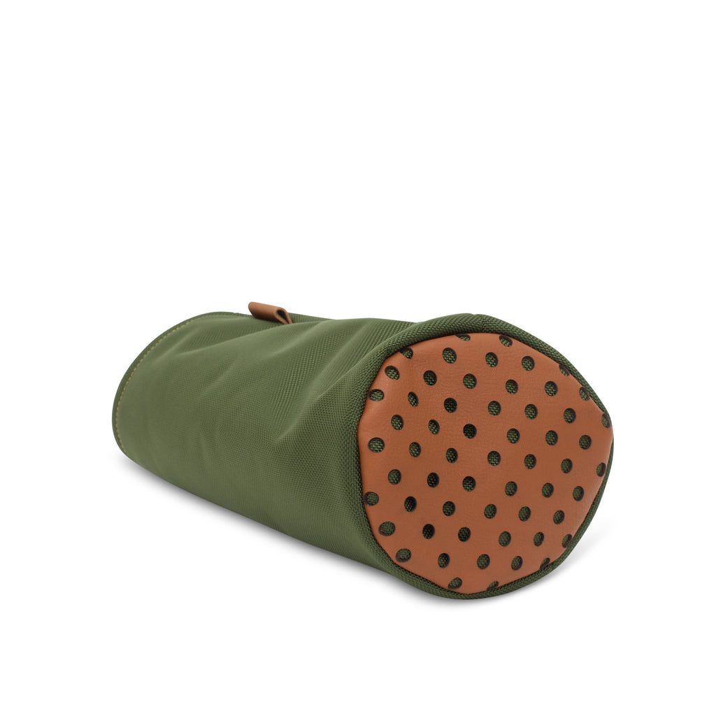 OD Green Ballistic and Copper Leather Headcover