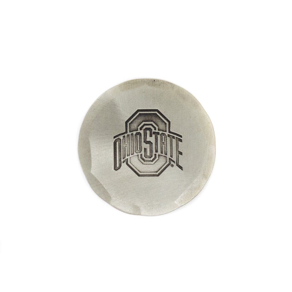 Hand Forged® Ohio State University Ball Mark - Nickel
