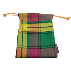 Old Ancient MacMillan Tartan Pouches