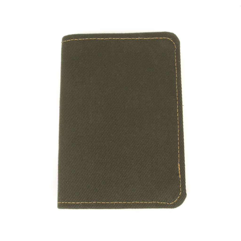 Private Reserve Olive Twill Field Book - Exclusive Run