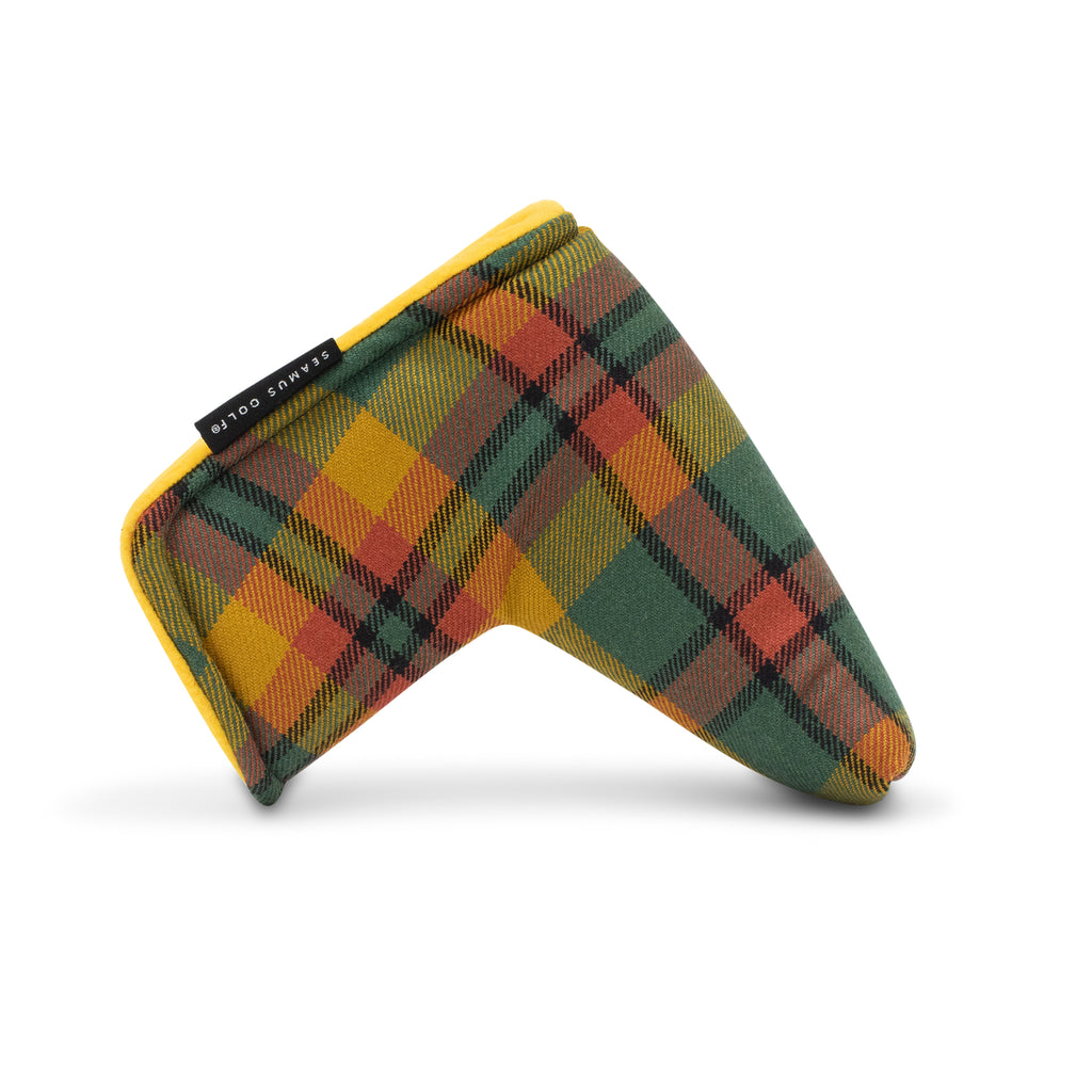 County Londonderry (Derry) Tartan Magnet Putter Cover