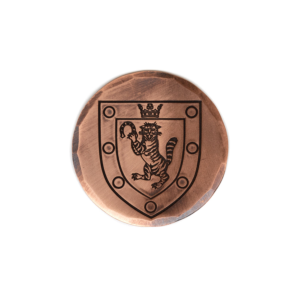 Hand Forged® Royal Dornoch Hand Forged® Ball Mark - Copper
