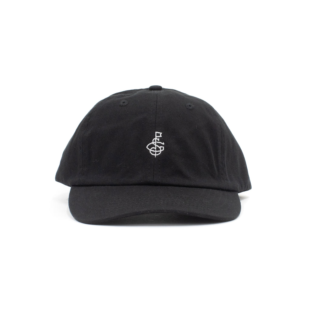 Seamus Cotton Hat - Black