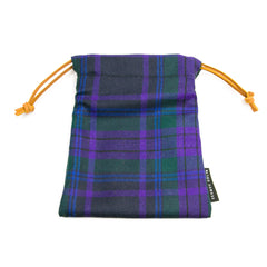 Spirit of Scotland Tartan Pouches