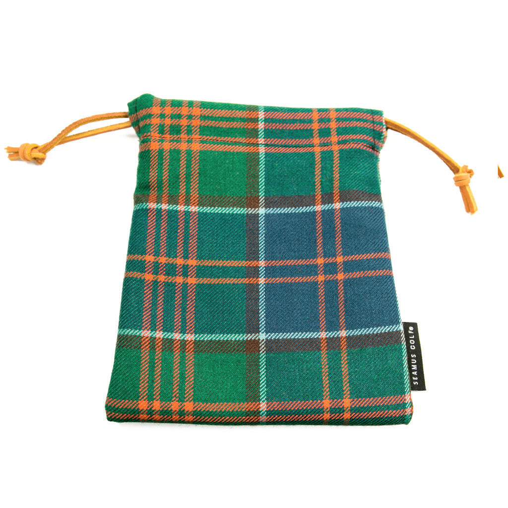 Stewart of Appin - Hunting Old Colours Tartan Pouches